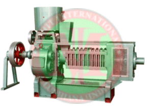 Vegetable Oil Expeller Machine